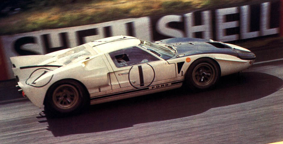 Gt  Ford Gt Chassis