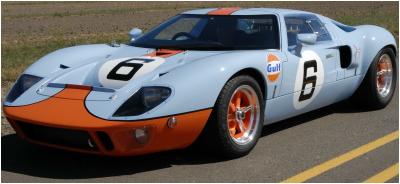 C & G GT40