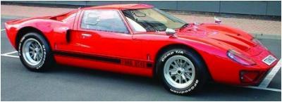 Tornado Sports Cars GT40
