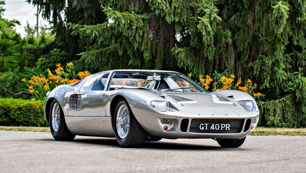 GT40 Chassis P/1028 photo 1