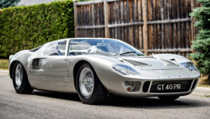 GT40 Chassis P/1028 photo 2