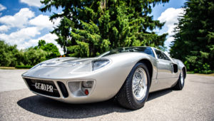 GT40 Chassis P/1028 photo 3