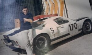 GT40 Chassis P/1026